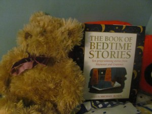 the book of bedtime stories with mumsnet gransnet and walker book chosen by michael rosen