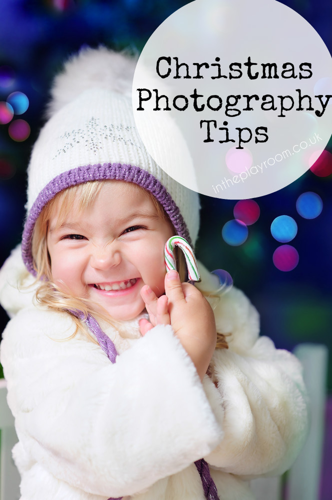 Tips for taking better christmas photos of your family