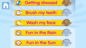 woolly app menu