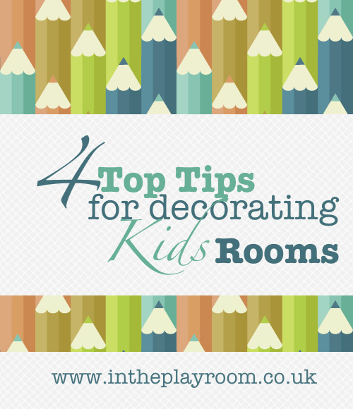 tips for decorating kids rooms