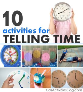 telling-time