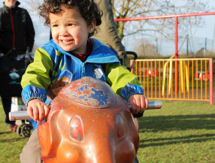 Verulamium playground