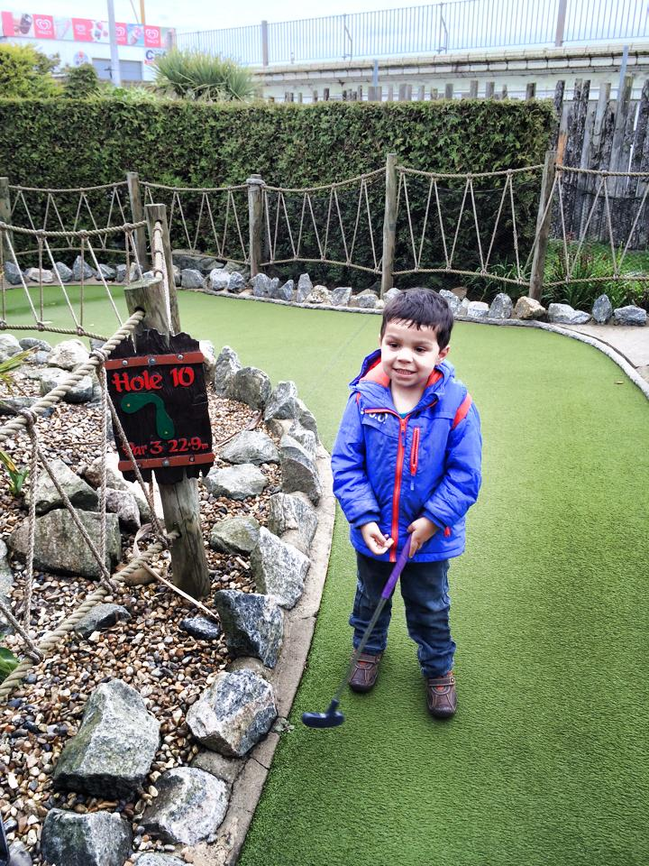 Pirates Cove Crazy Golf Great Yarmouth