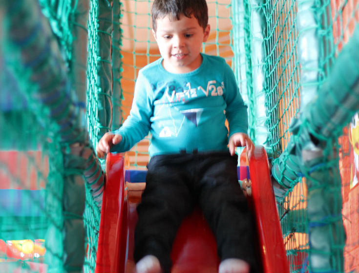 parkdean cherry tree soft play