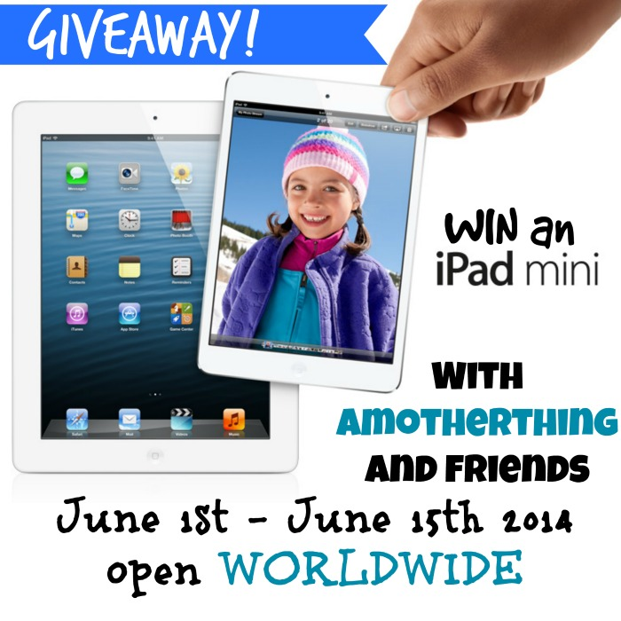 ipad mini giveaway worldwide competition