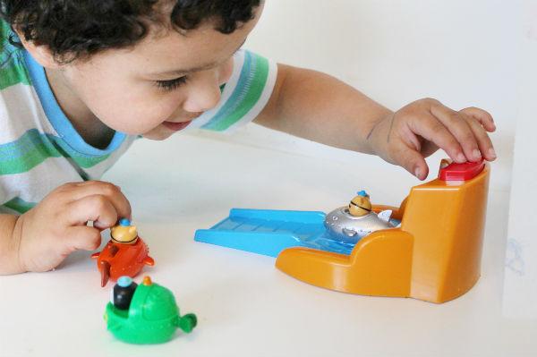 Fisherprice Octonauts toys