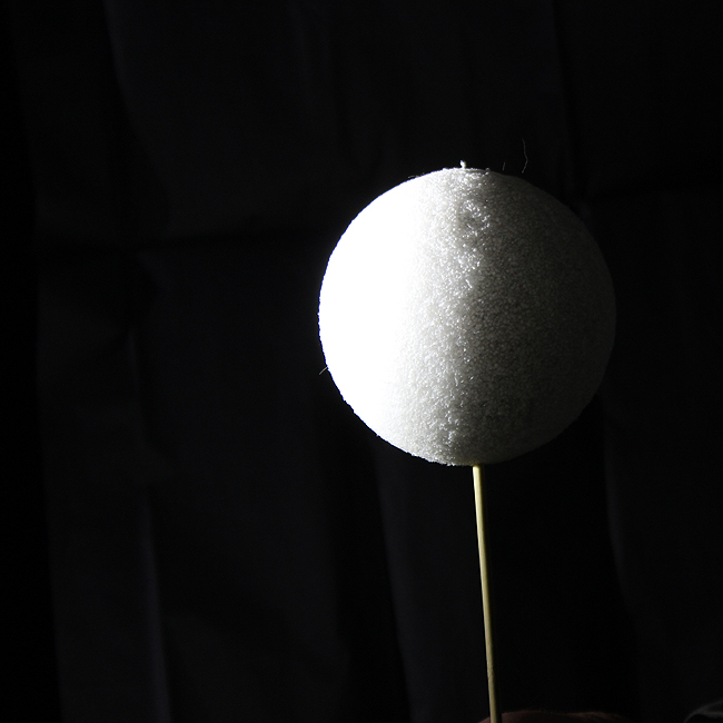 phases of the moon experiment