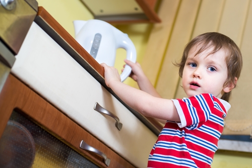 child safety week danger awareness in the home