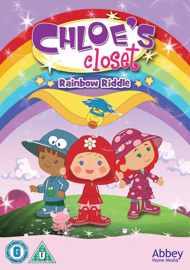 chloes closet rainbow riddle