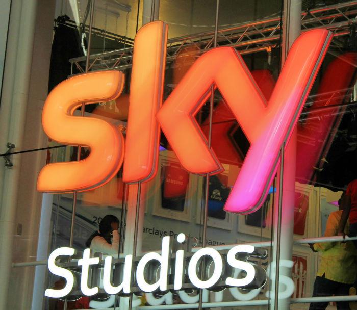 sky studios at the o2