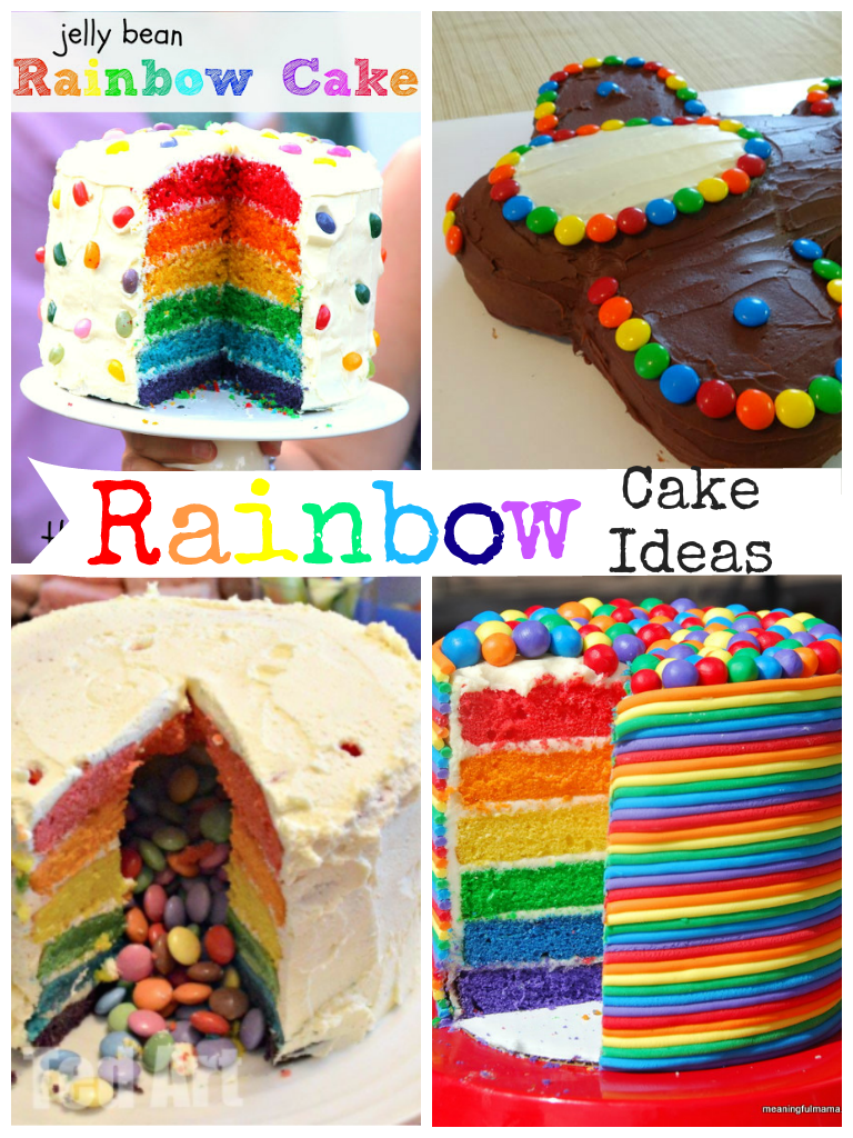 Easy Birthday Cakes For Kids Parties