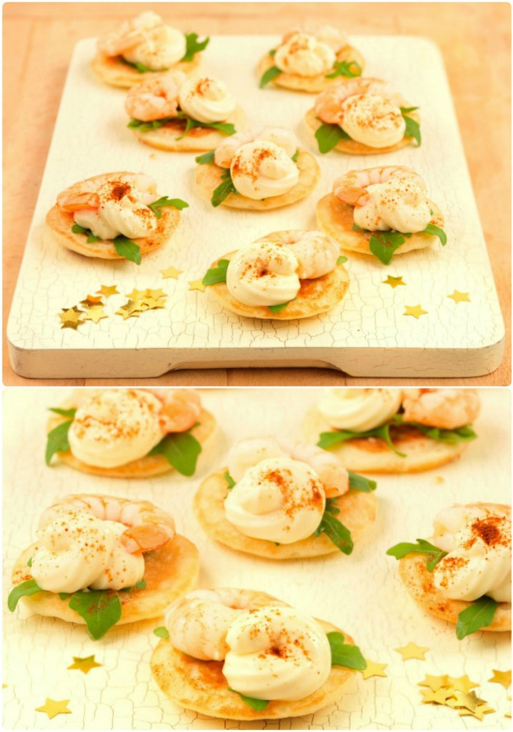 Prawn cocktail appetiser recipe that's perfect for parties
