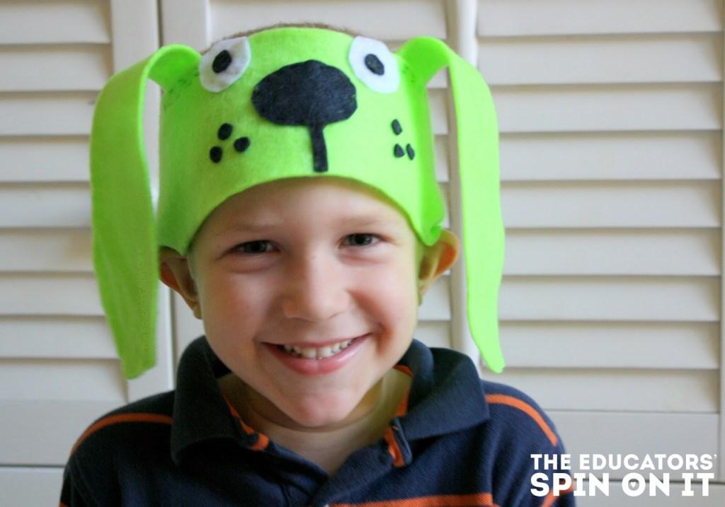DIY Bunny Costume Knuffle Bunny world book day costume idea