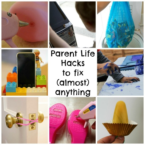 15 parenting hacks to help you fix and childproof almost everything