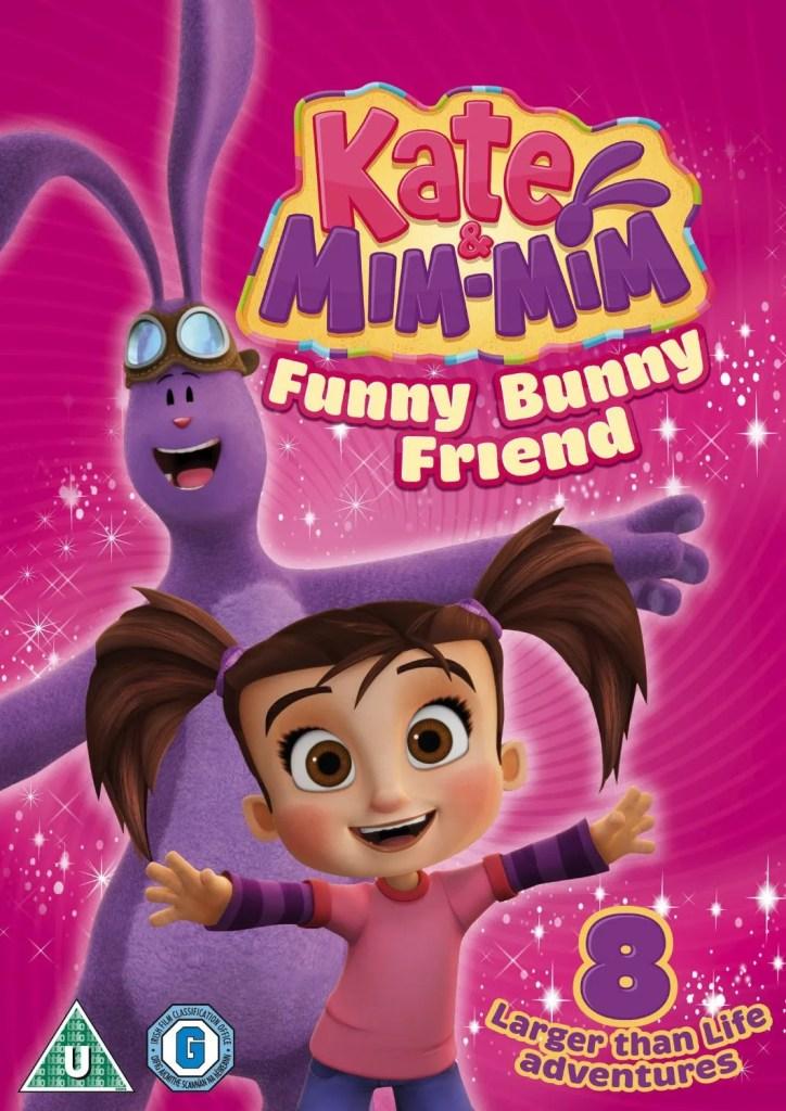 Kate & Mim-Mim DVD