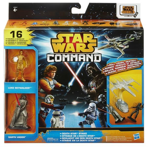 star wars command death star strike