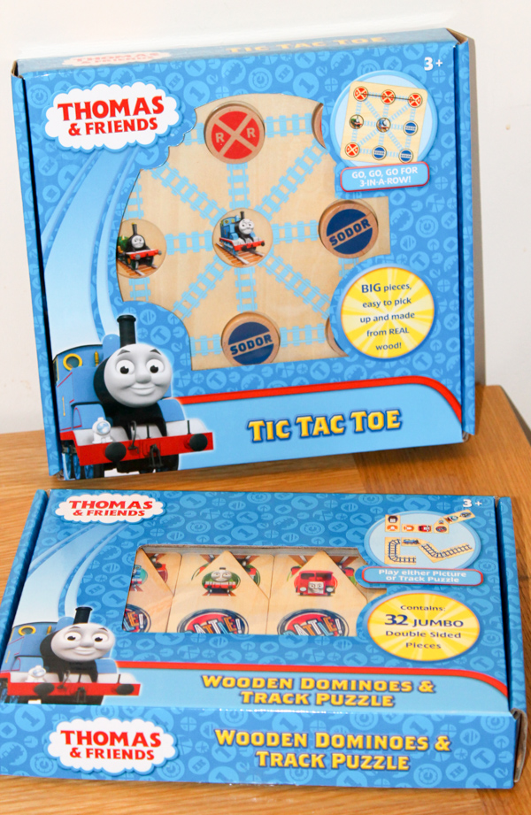 thomas and friends new wooden toys