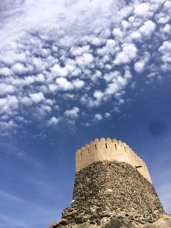 al bidya fort in fujairah