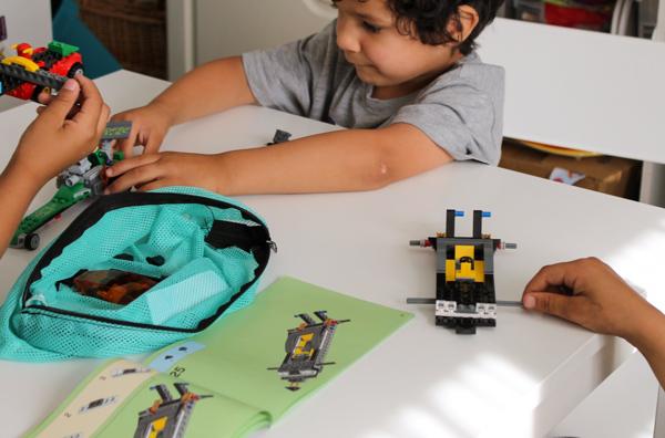 Build Ur Bricks Lego subscription service