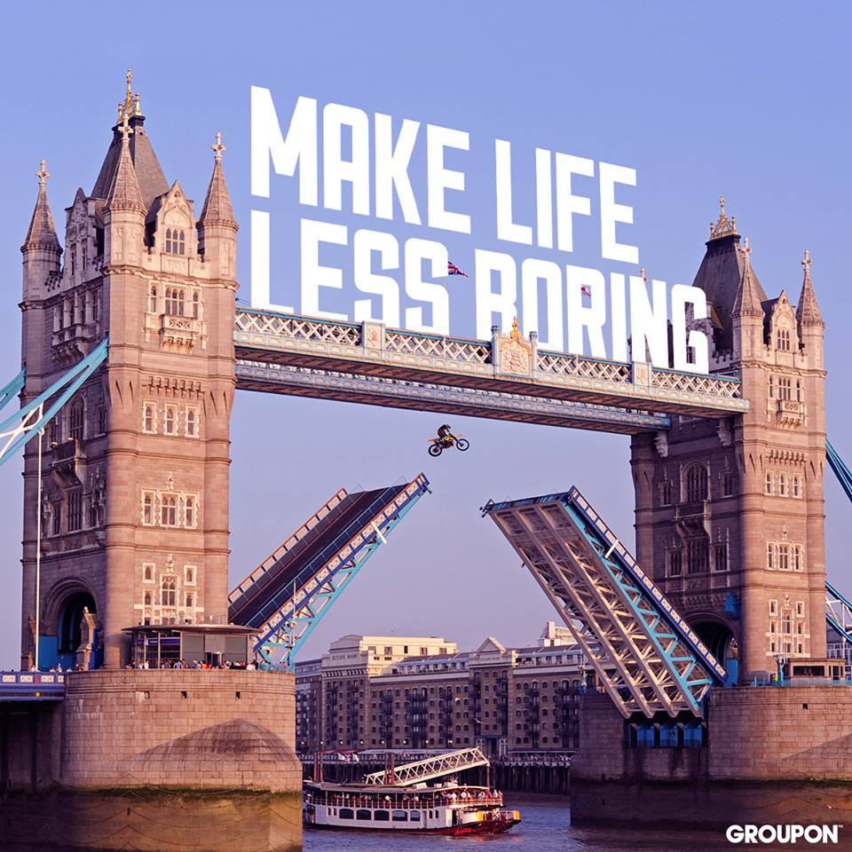 Make life less boring. Things to do with the kids in London