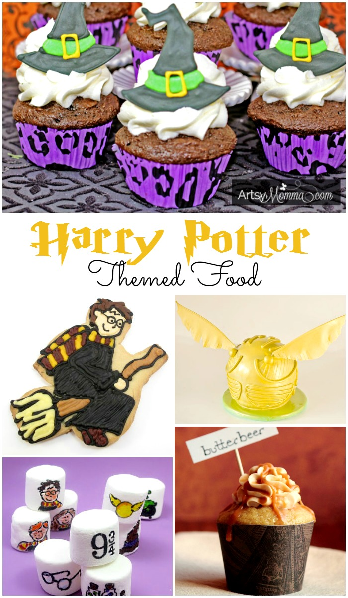 Harry Potter Themed Food for a Harry Potter party