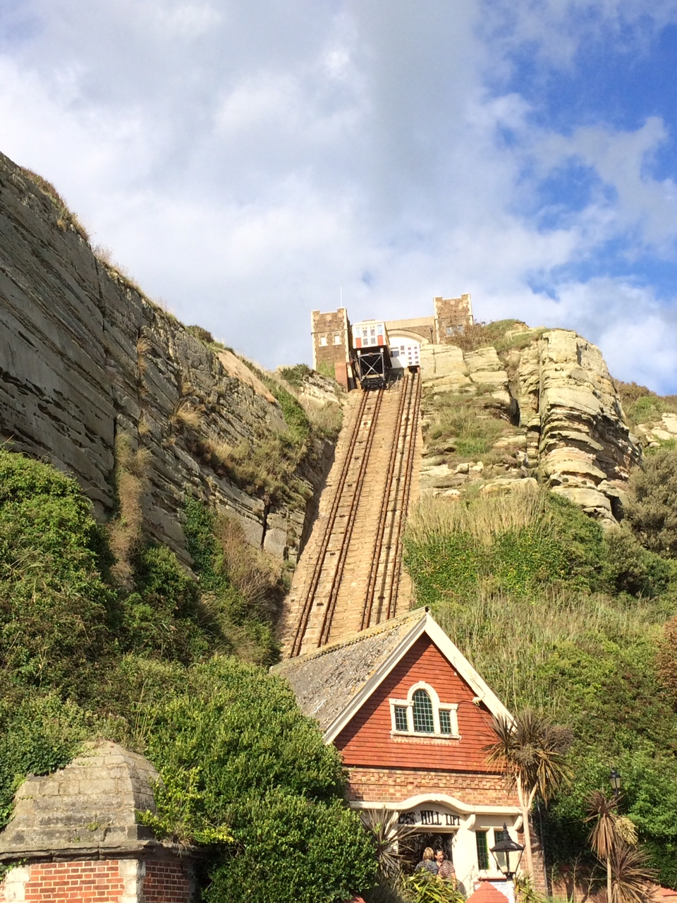 hastings funicular railway