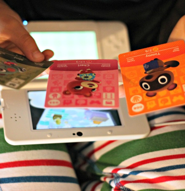 Animal Crossing Happy Home Designer amiibo cards