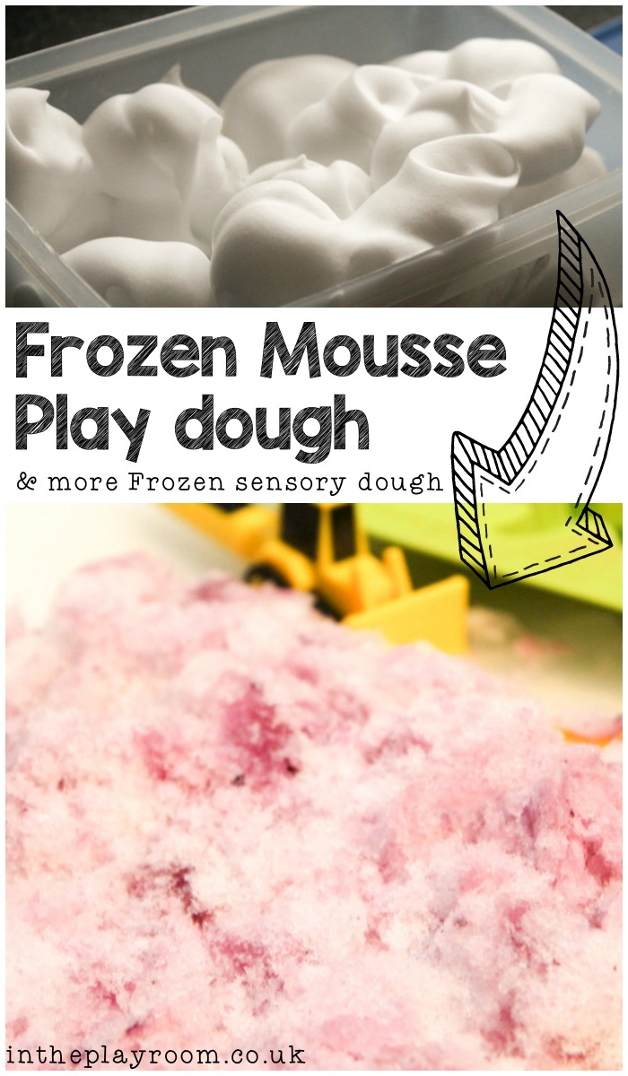 Frozen Mousse Dough. How not to make Frozen dough, and other ideas to try instead