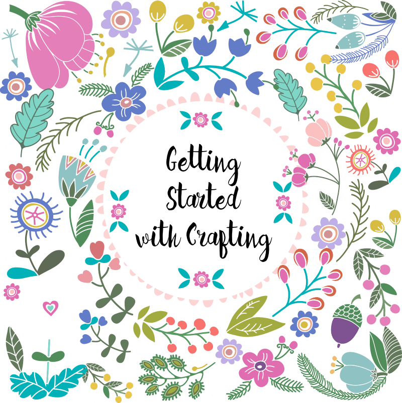 tips for getting started with crafting