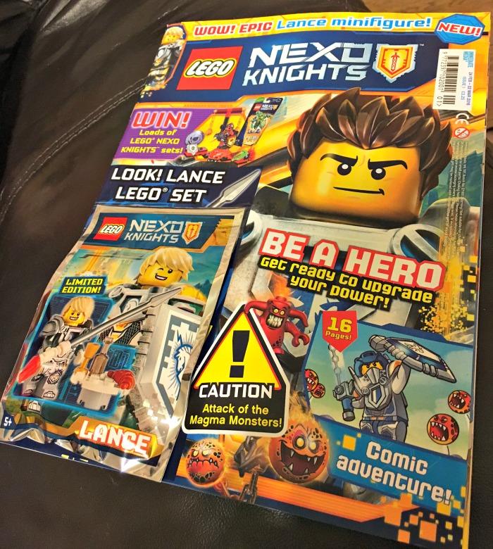 LEGO® NEXO KNIGHTS™ Magazine
