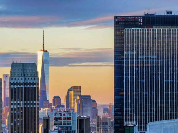 New York Sunset Revisited