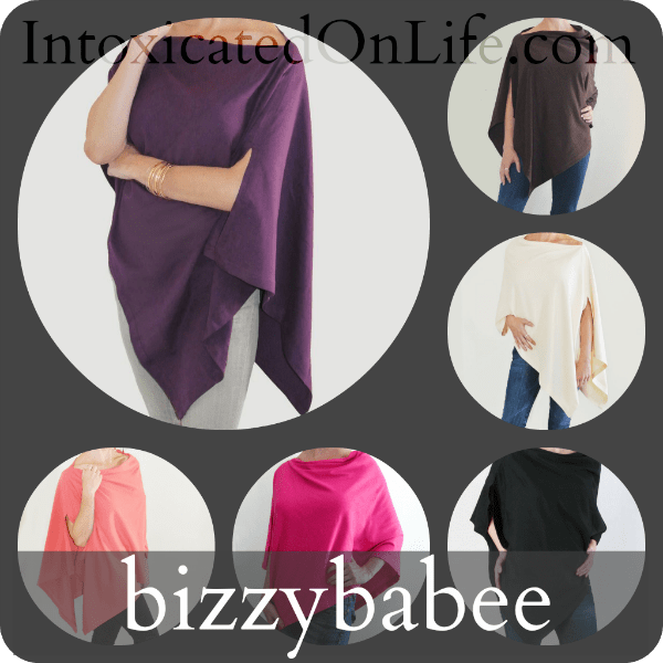 Bizzybabee nursing covers