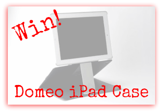 Win a Domeo iPad Case