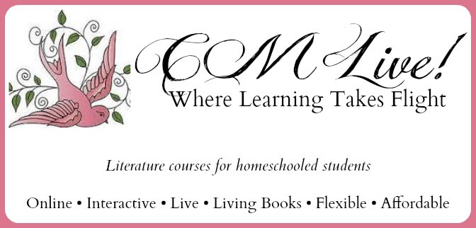 CM Live! Where Learning Takes Flight. A fantastic literary opportunity for homeschooled students.