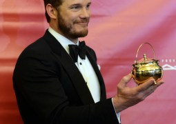 THE HASTY PUDDING THEATRICALS CELEBRATE CHRIS PRATT AS 2015 MAN OF THE YEAR