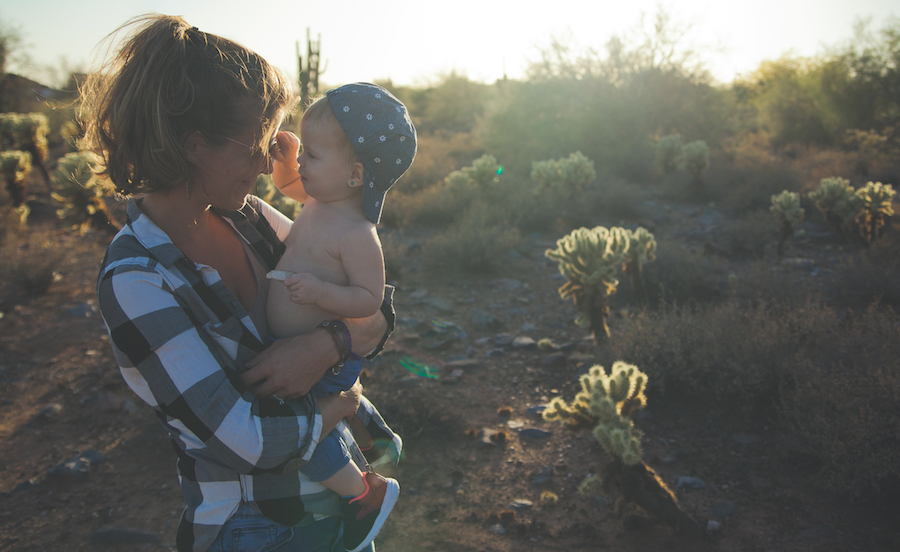 To Be the Best Mom I Can Be, I Have to Tell My Guilt to Shut Up
