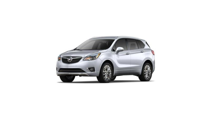 Crawford Buick GMC Dealership in El Paso  TX Select 2019 Buick Envision