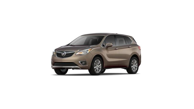 Labadie Buick GMC   Buick   GMC Sales   Service in Bay City  MI Select 2019 Buick Envision