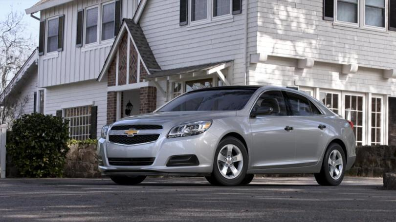 Columbus   Used Chevrolet Malibu Vehicles for Sale 2013 Chevrolet Malibu Vehicle Photo in Columbus  OH 43228