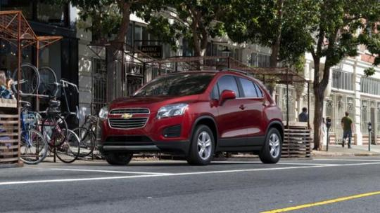 2016 Chevrolet Trax for sale in Atlantic City   3GNCJLSB7GL131084     2016 Chevrolet Trax Vehicle Photo in Atlantic City  NJ 08401