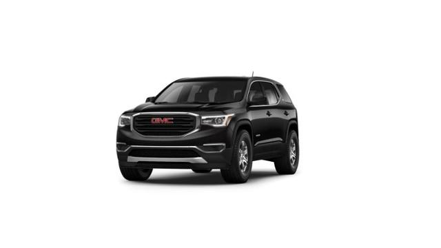 Used Black 2017 GMC Acadia FWD SLE 1 for Sale Columbia  SC   Love     2017 GMC Acadia Vehicle Photo in Columbia  SC 29212