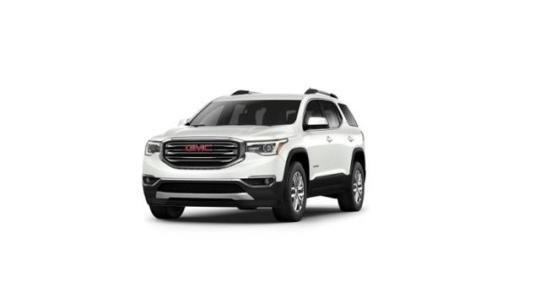 New 2017 White Frost Tricoat GMC Acadia AWD SLE 2 For Sale in Great     2017 GMC Acadia Vehicle Photo in Great Falls  MT 59401