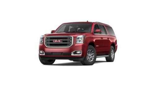 Test Drive this 2019 Crimson Red GMC Yukon XL at Laura Buick GMC in     2019 GMC Yukon XL Vehicle Photo in Collinsville  IL 62234