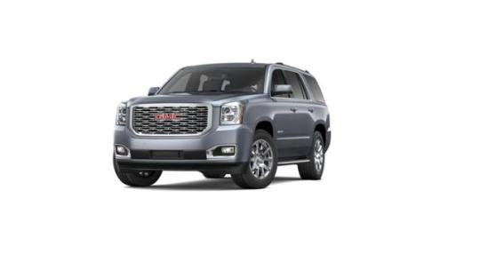 Test Drive this 2019 Satin Steel Metallic GMC Yukon at Laura Buick     2019 GMC Yukon Vehicle Photo in Collinsville  IL 62234
