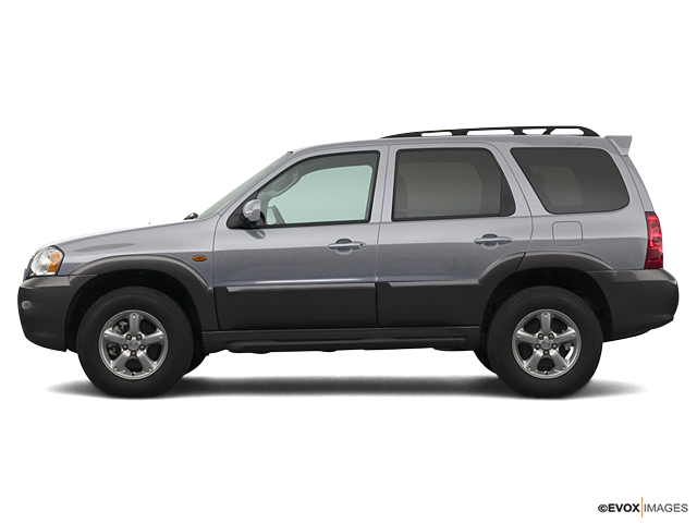 Butler   Used Mazda Vehicles for Sale 2006 Mazda Tribute Vehicle Photo in Butler  PA 16001