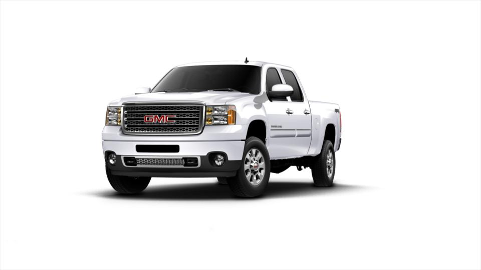 Jamestown Used GMC Sierra 2500HD Vehicles at Wilhelm Chevrolet Buick GMC 2014 GMC Sierra 2500HD Vehicle Photo in Jamestown  ND 58401