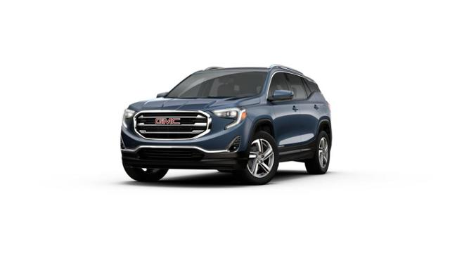 Test Drive this 2018 Blue Steel Metallic GMC Terrain at Laura Buick     2018 GMC Terrain Vehicle Photo in Collinsville  IL 62234