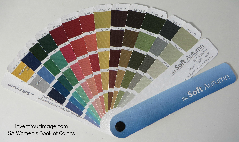 Brilliant Colors Soft Autumn Book Colors Invent Your Image Autumn Color Palette Code Autumn Color Palette 2017 Sa Inventyour Image Womens Book inspiration Autumn Color Palette