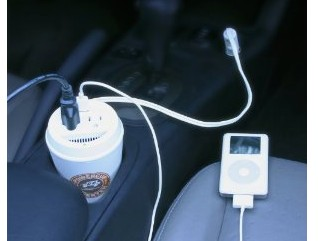 200W power line mobile inverter