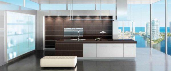 400 Sunny Isles gourmet kitchen